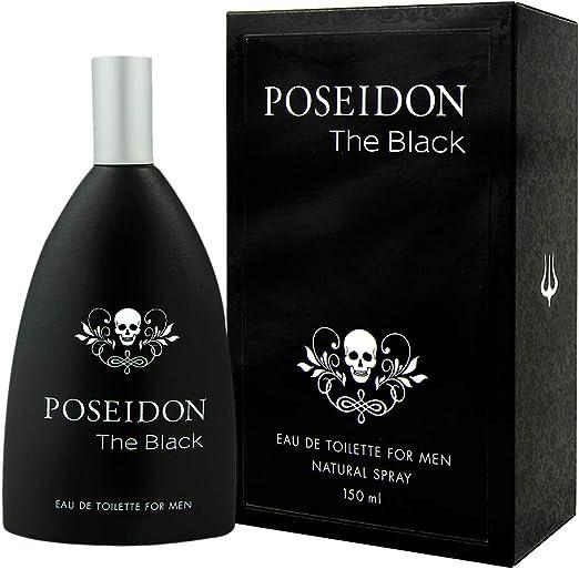 Poseidon The Black Eau de Toilette para Hombre 150 ML