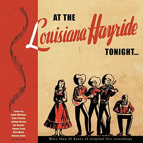 At The Louisiana Hayride Tonight by Various Artists
