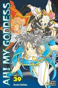 Ah ! My Goddess, tome 39 par  Kosuke Fujishima