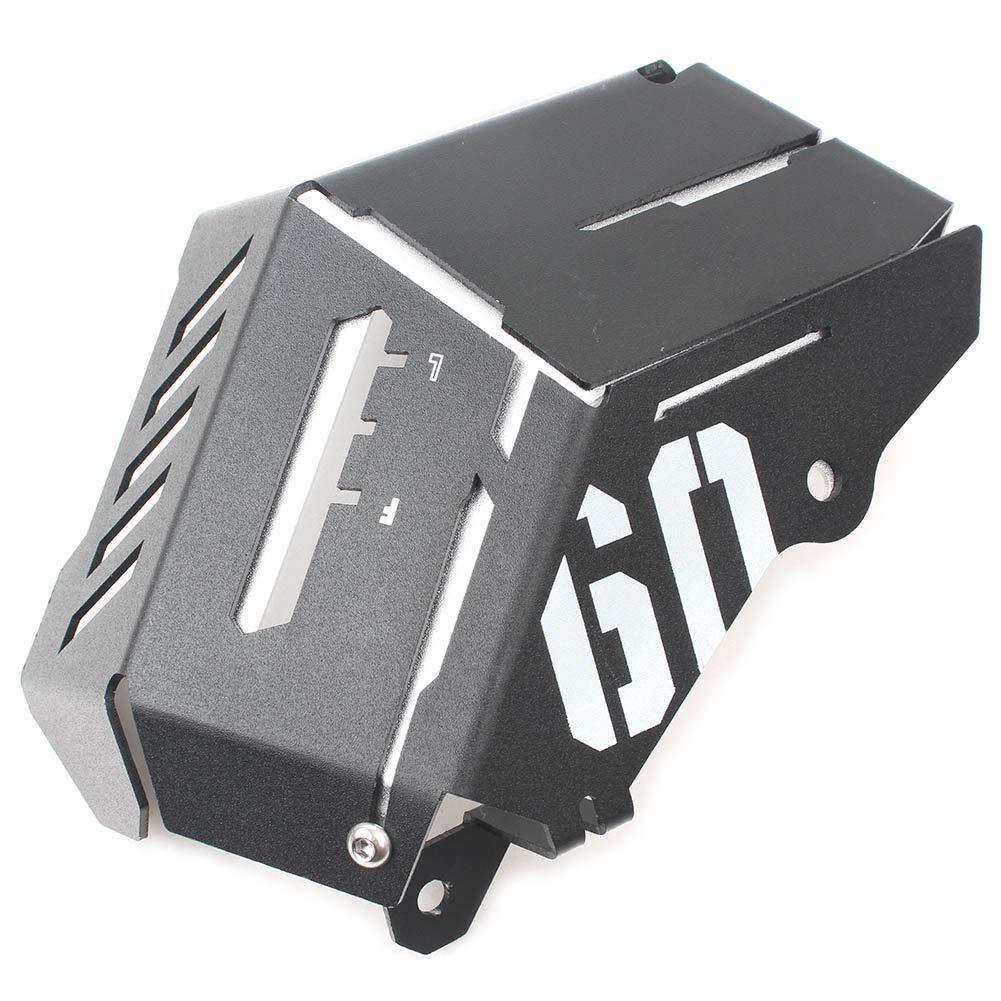 GZYF Cache radiateur en aluminium CNC pour moto MT-09 FZ-09 2014-2018