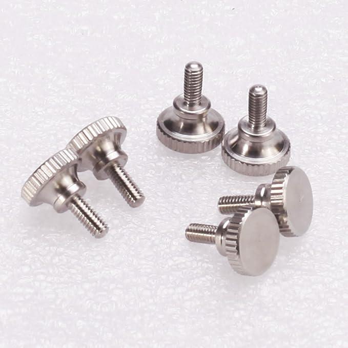 Mingyue Thumb Screw Screw Bolt M2 Bolt Length 3-25mm Stainless Steel Cross Countersunk Head Screw screws Length : 10mm, Thread Diameter : M2