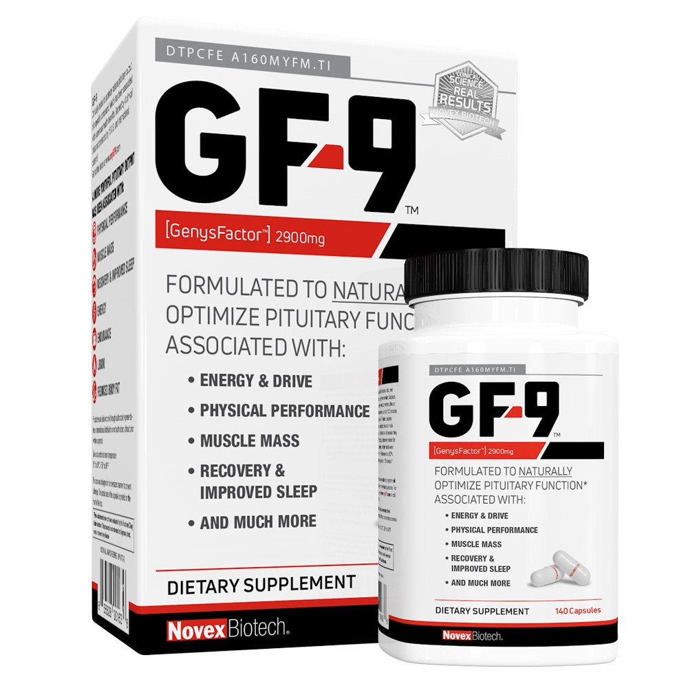 NOVEX BIOTECH® GF-9™ (140 count)