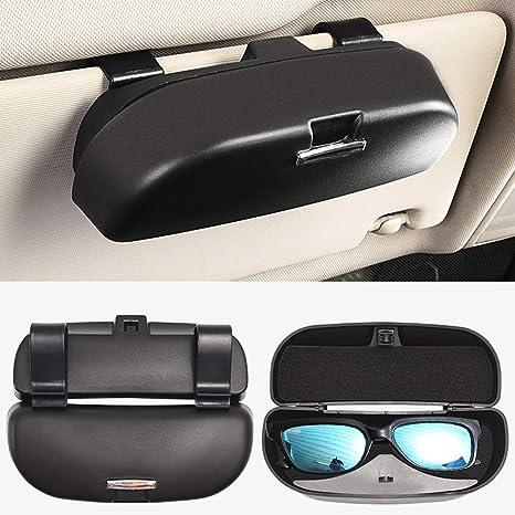 Amazon.com: HOLDCY - Caja para gafas de sol de coche ...