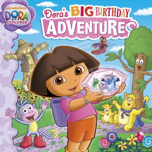 Dora's Big Birthday Adventure (Dora the Explorer) - Fairy Wishes Dora