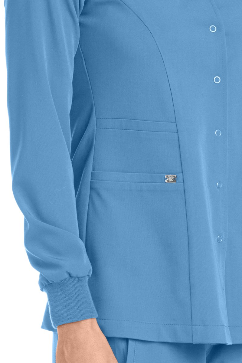 Grey's Anatomy Signature 2407 Warm-up Ciel Blue S by Barco (Image #3)