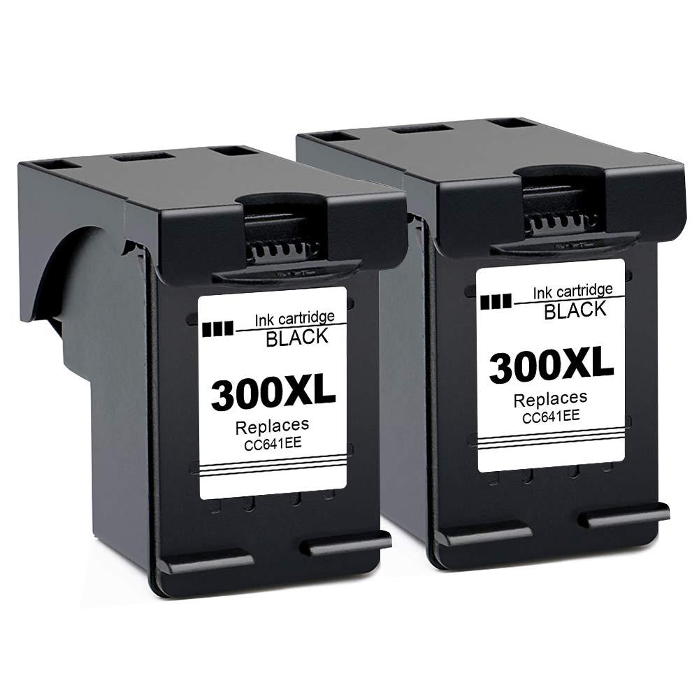 Gmoher Remanufacturado Cartucho de Tinta para HP 300XL HP 300 ...