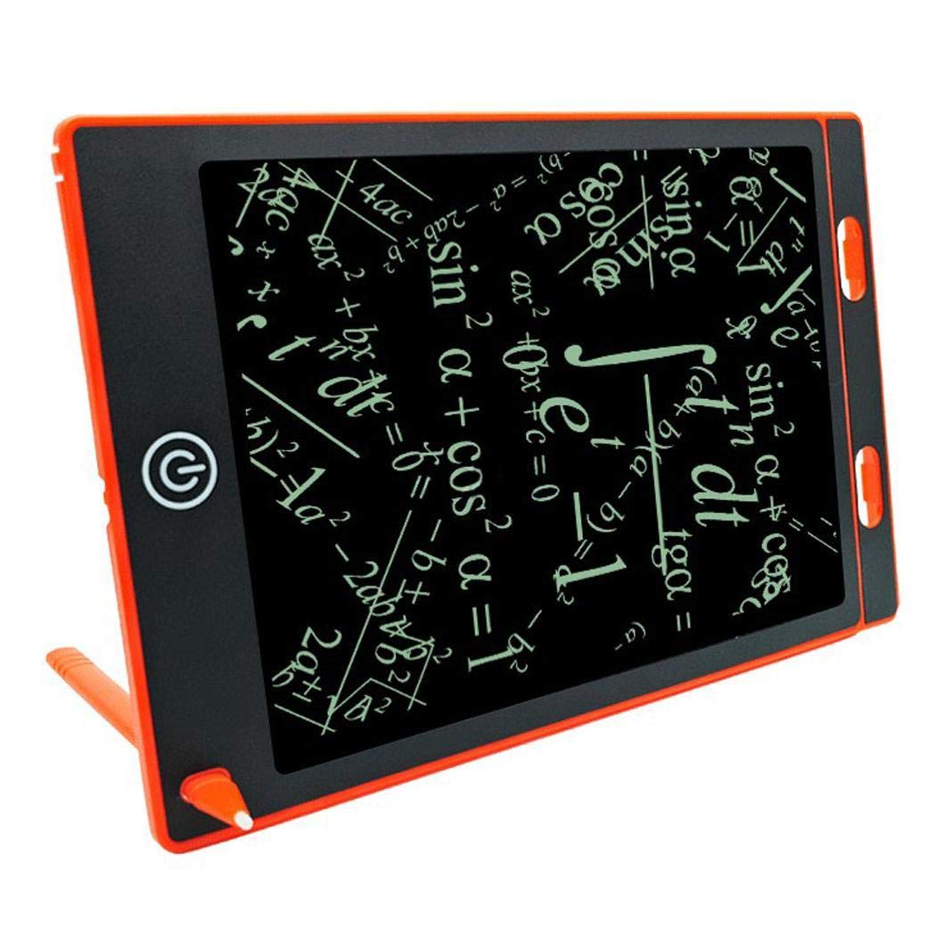 8.5 inch LCD Writing Tablet Drawing Board Electronic Notepad Writing Pad (Red) Eroihe