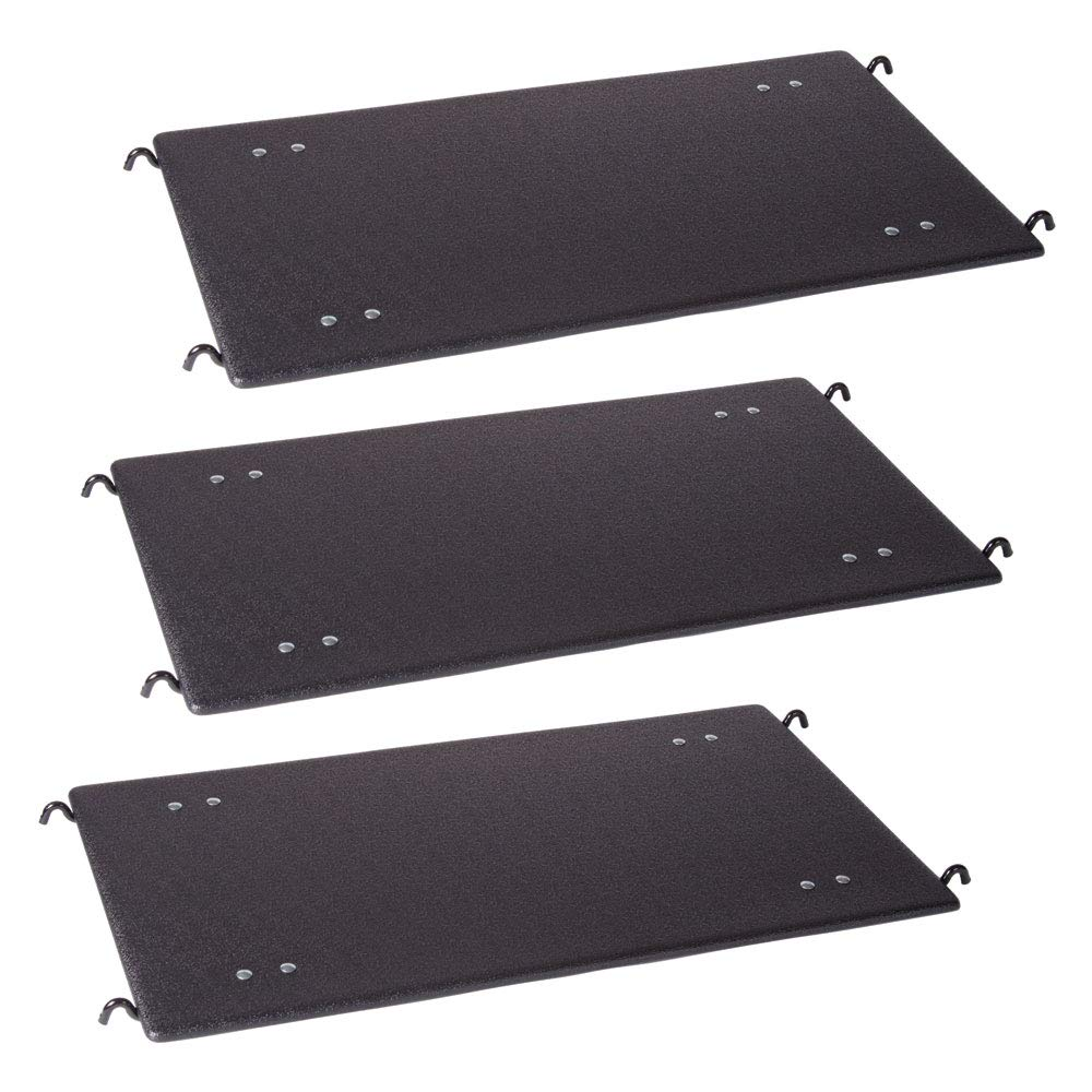 ProSelect Plastic Cat Deluxe Platforms, Set of 3 by Pro Select