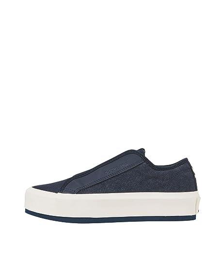 G-Star D12464 F169 Denim Lace UP Zapatillas DE Deporte Mujer: Amazon.es: Zapatos y complementos