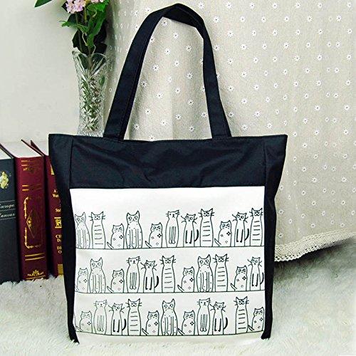 para Blanco Blanco showsing Hombro al Handbag Bolso Mujer Small wn6fnIq