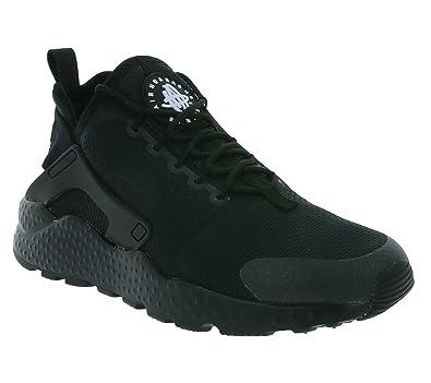 ce332631af77 NIKE Women s Air Huarache Run Ultra Black Black 819151 005 US 11