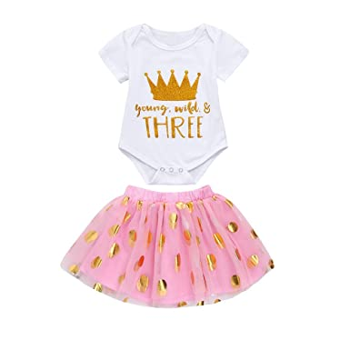 6805a3eea90 Amazon.com  oldeagle 2PCs Infant Baby Girls