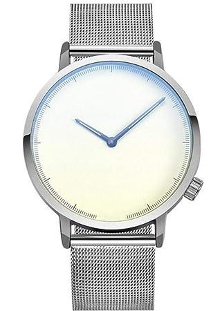 Amazon.com: Reloj de pulsera para hombres de negocios 2019 ...