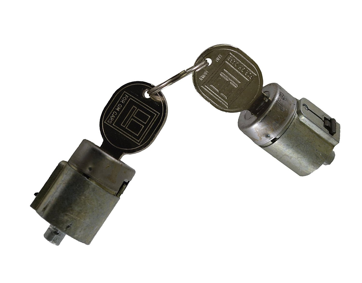 Forning GM-L19B Door Lock Kit Replacement for 12540437