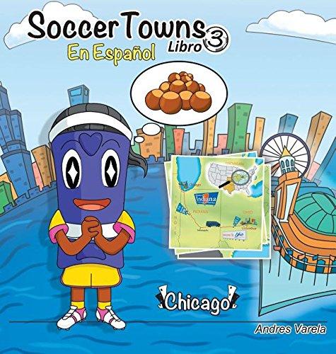 Descargar Libro Soccertowns Libro Tres En Español Andres Varela