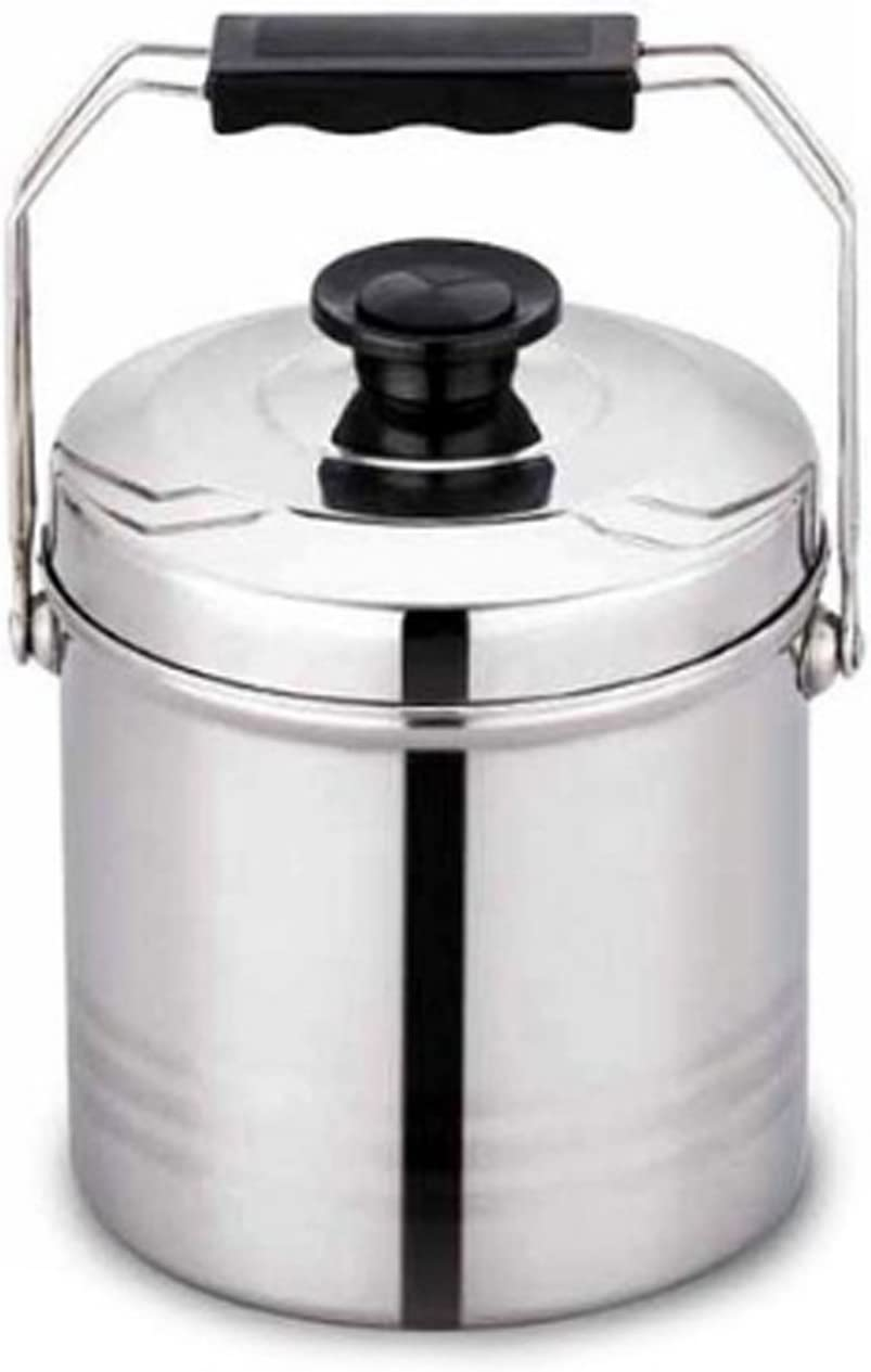 Sense Stainless steel Kitchen Food Garbage Bin 2L