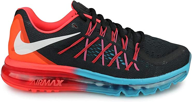 Nike Air MAX 2015 Noir - 41: Amazon.es: Zapatos y complementos