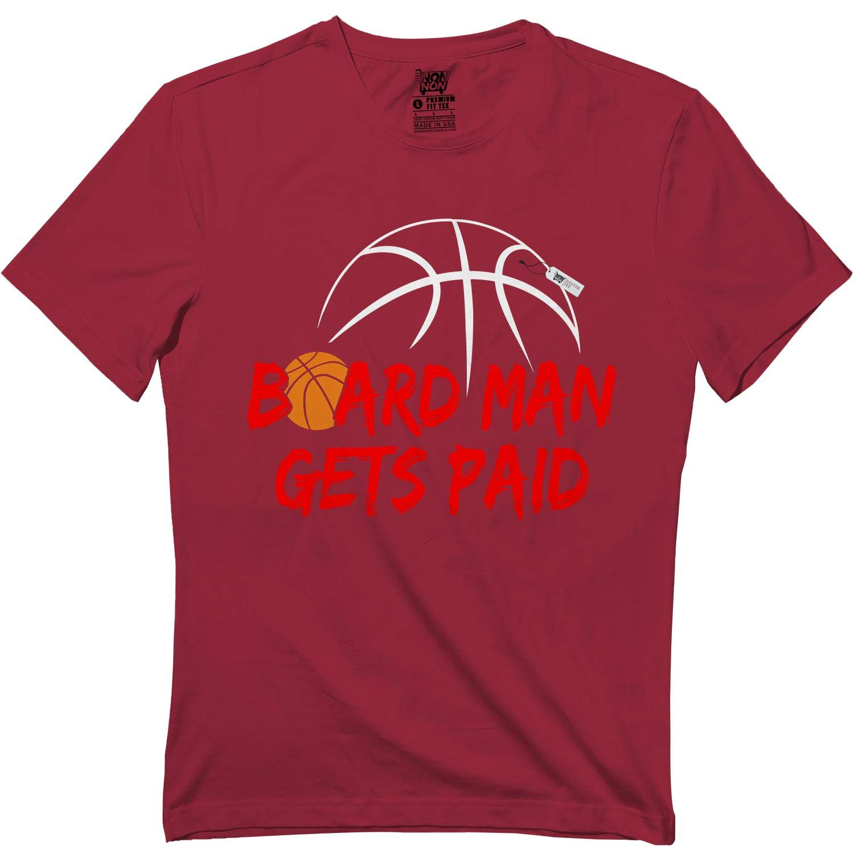Toronto Board Man Gets Paid Basketball Finals Tshirt