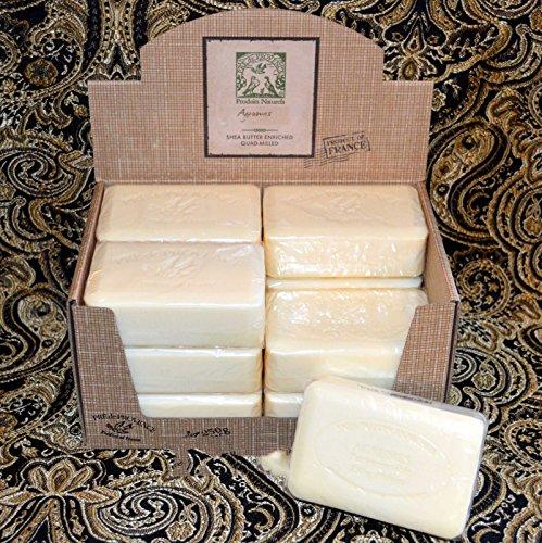 case-of-12-bars-pre-de-provence-250g-agrumes-shea-butter-enriched-quad-milled-soap
