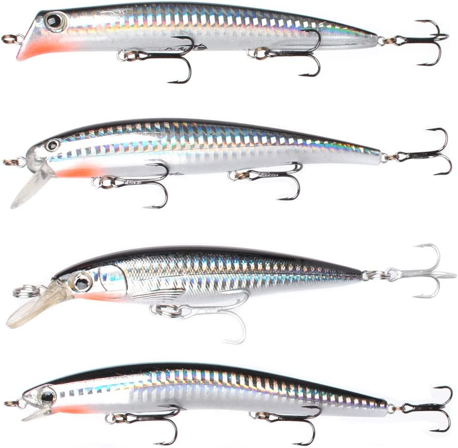 Minnow Plugs Popper Jerkbaits