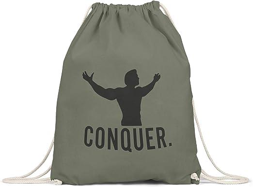 licaso Bolsa de deporte estampada en colores Gym Bag con robusto ...