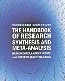 img - for The Handbook of Research Synthesis and Meta-Analysis 2nd (second) Edition by unknown (2009) book / textbook / text book