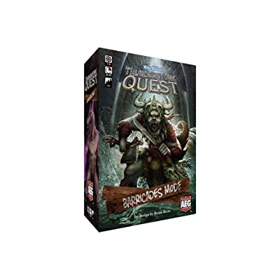 Alderac Entertainment Group (AEG) Thunderstone Quest: Barricades: Toys & Games