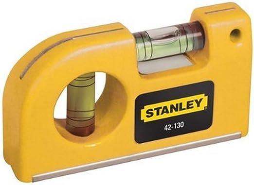 Stanley FMHT42884-1 FatMax Torpedo-Wasserwaage Classic Pro magnetisch, 23 cm L/änge, horizontale und vertikale Libelle, sto/ßged/ämpfte Endkappen