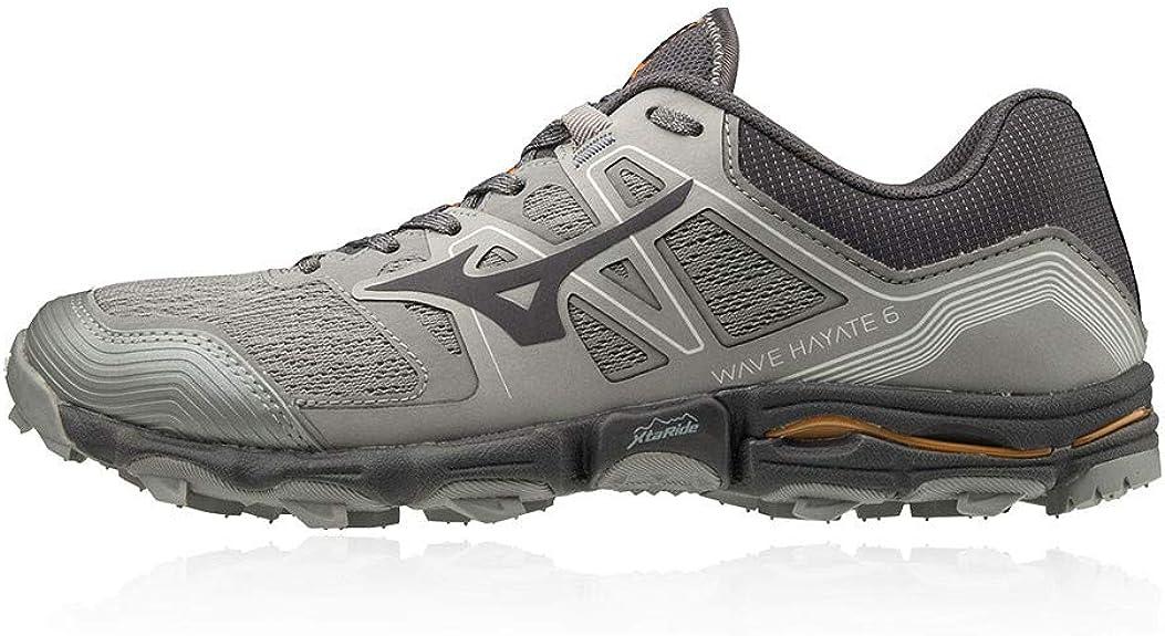 Mizuno Wave Hayate 6 - Zapatillas de Trail Running SS20: Amazon ...