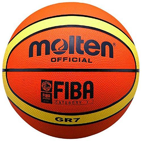 Balón Molten Baloncesto BGR talla 7: Amazon.es: Deportes y aire libre