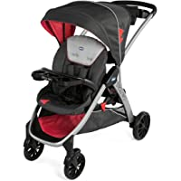 Chicco Double Stroll In 2 Poussette Lava