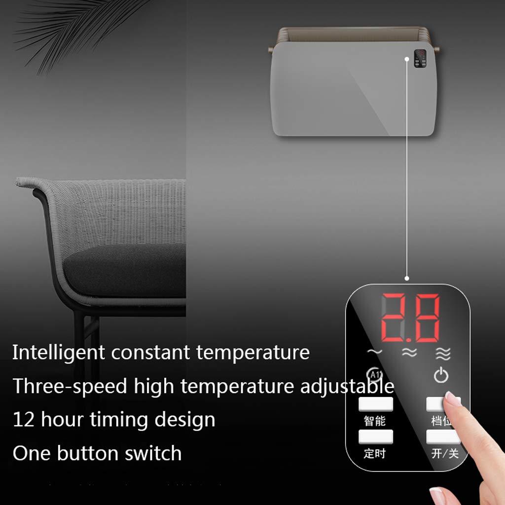 Convector Heater 2KW - Eléctrico con termostato y 3 configuraciones de Calor - Portátil y de pie Libre con función de Corte de Seguridad térmica: Amazon.es: ...