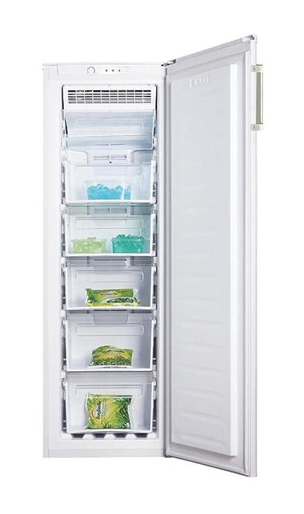 Candy – Congelador vertical Candy CCOUN5162WH: Amazon.es: Grandes ...