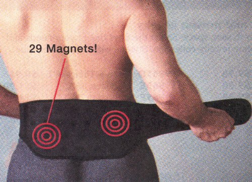 magnetic back support belt - 7