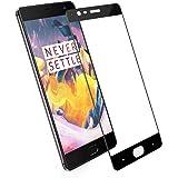 Vetro Temperato OnePlus 3/3T, Pellicola Protettiva OnePlus 3/3T [ Copertura Completa ] 9H Durezza Anti-Graffio Alta Definizione Screen Protector per OnePlus 3/3T – 1 pezzi