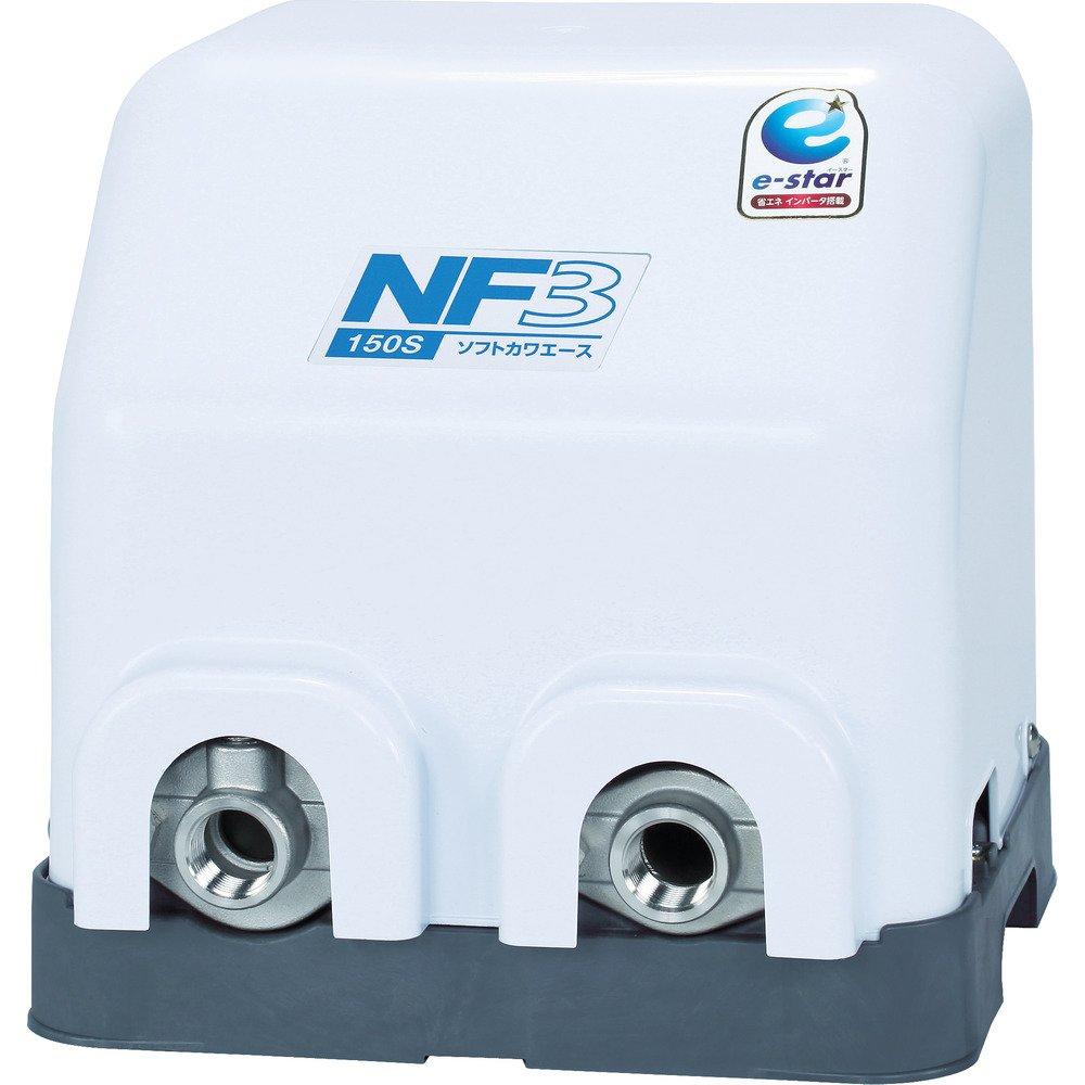 川本 家庭用インバータ式井戸ポンプ(ソフトカワエース) NF3-150S 井戸ポンプ B0795C4N28
