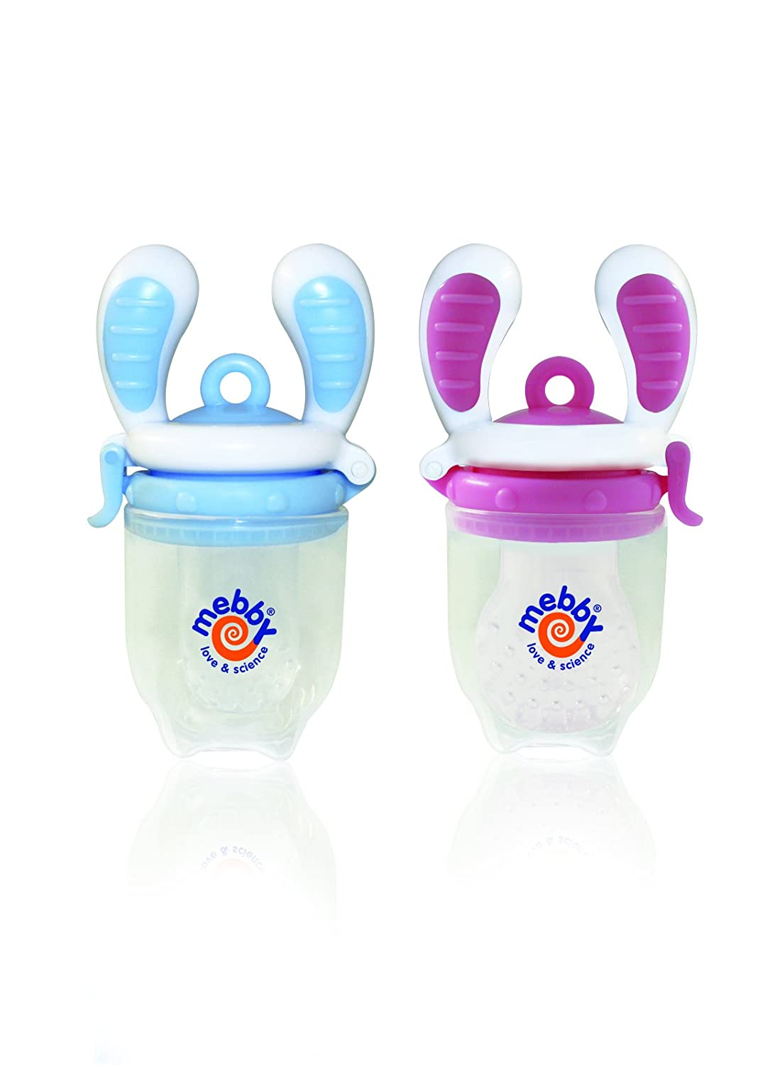 Nuby Fruit Suction Cup with Protective Cap