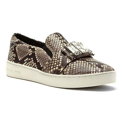 ea93dd643 Amazon.com | Michael Michael Kors Women's Michelle Slip On Fashion Sneakers  | Fashion Sneakers