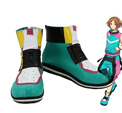 Ensemble Stars Aoi Yuta 2Wink Cosplay Shoes Boots Custom Made
