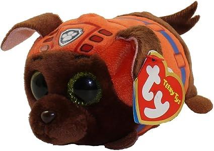 "Skye Paw Patrol Teeny Tys Ty Plush stuffed animal figure 4/"" new with tags"