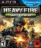 ps3 tank games - Heavy Fire: Shattered Spear - Playstation 3