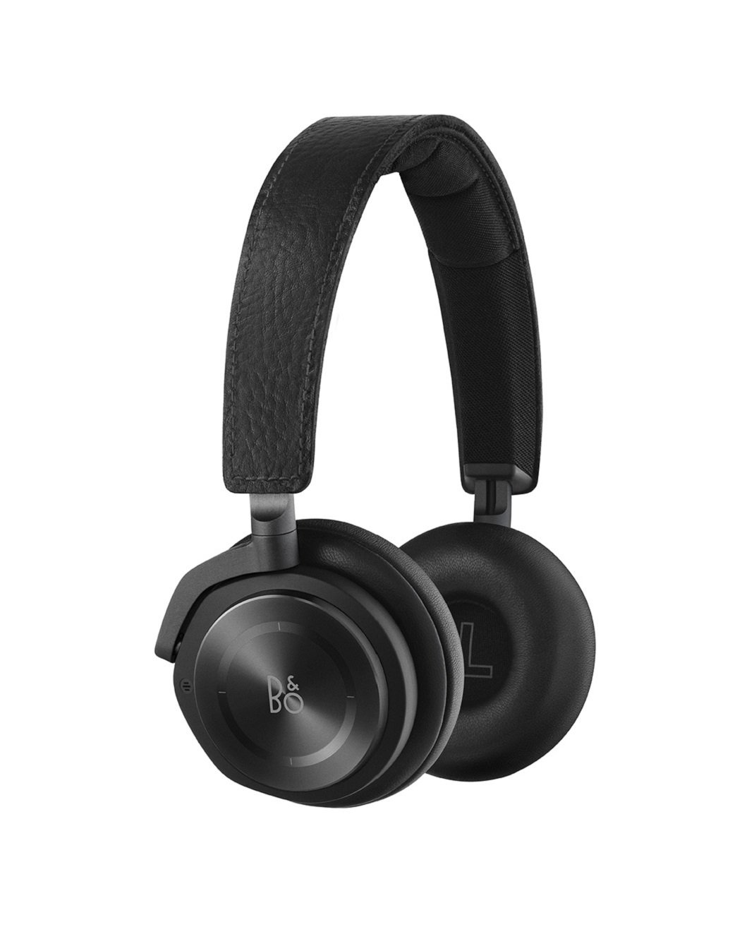 Bang Olufsen Beoplay H8 Wireless On-Ear Headphone with Active Noise Cancelling – Black