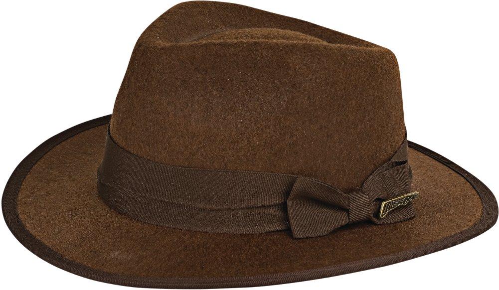 Indiana Jones Deluxe Child Hat by Rubie's