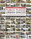 img - for Public Places Urban Spaces book / textbook / text book
