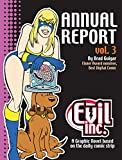Evil Inc Annual Report Volume 3, Brad Guigar, 0981520901