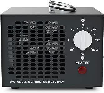COSTWAY generador de ozono comercial de 5000 mg potente limpiador ...