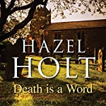 Death Is a Word | Hazel Holt