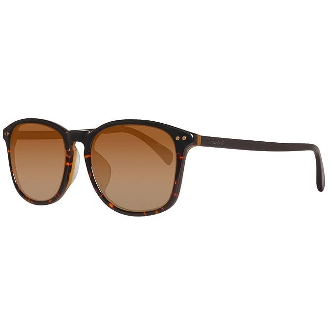 Timberland Sonnenbrille TB9066-F 5605D, Gafas de Sol para Hombre, Marrón (Braun