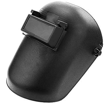 Tolsen - Casco de soldador Máscara de soldadura con soporte a la cabeza: Amazon.es: Electrónica