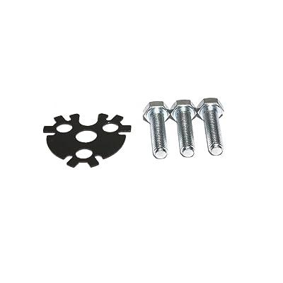COMP Cams 5461 Camshaft Lock Plate (LS 3-BOLT W/BOLTS): Automotive